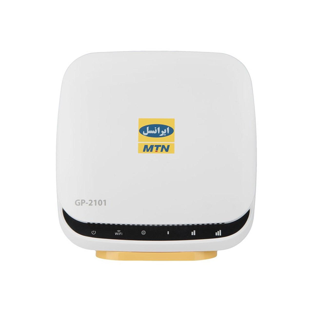 مودم TD-LTE ایرانسل مدل GP-2101 به همراه 10GB اینترنت همراه رایگان