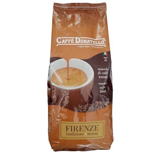 بسته دانه قهوه کافه دوناتلو مدل FIRENZE صد درصد عربیکا