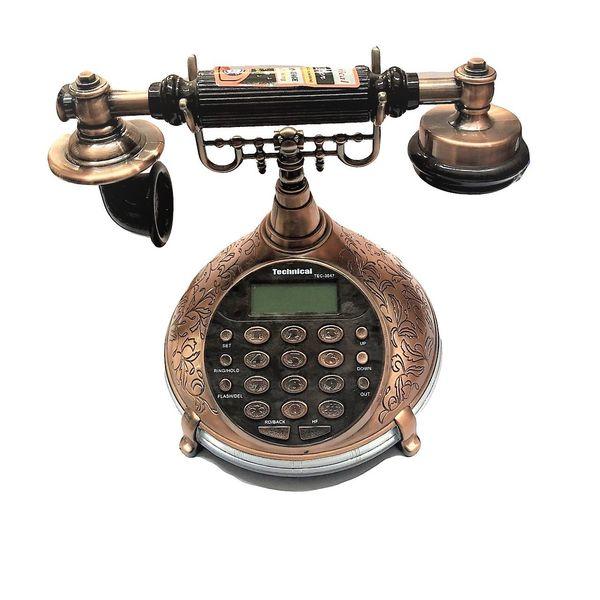 تلفن کلاسیک تکنیکال مدل TEC-3047