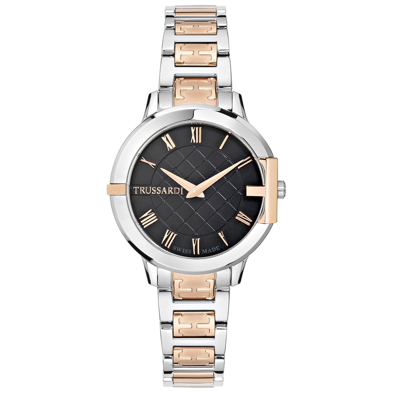 ساعت مچی عقربه ای زنانه تروساردی مدل TR-R2453114506