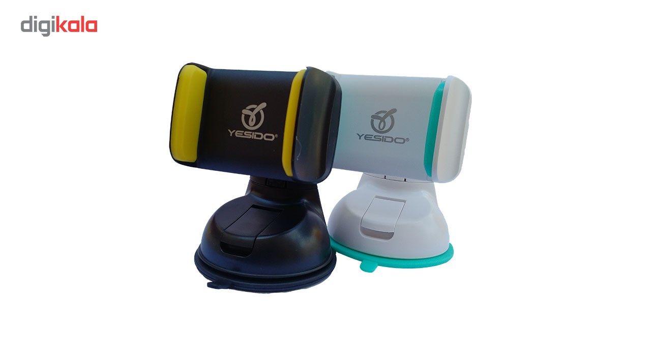 پایه نگهدارنده گوشی موبایل YESIDO مدل C2 main 1 1