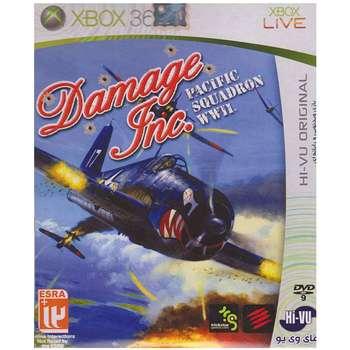 بازی Damage Inc مخصوص ایکس باکس 360