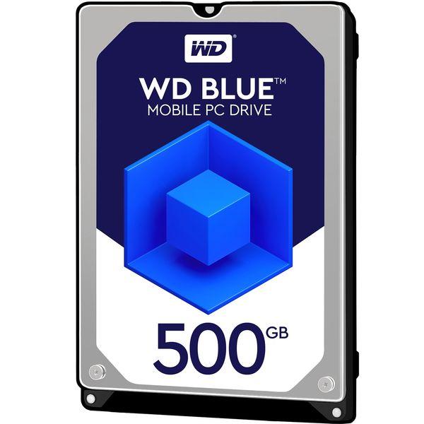 هارد WESTERN 500GB پلمپ و آکبند |