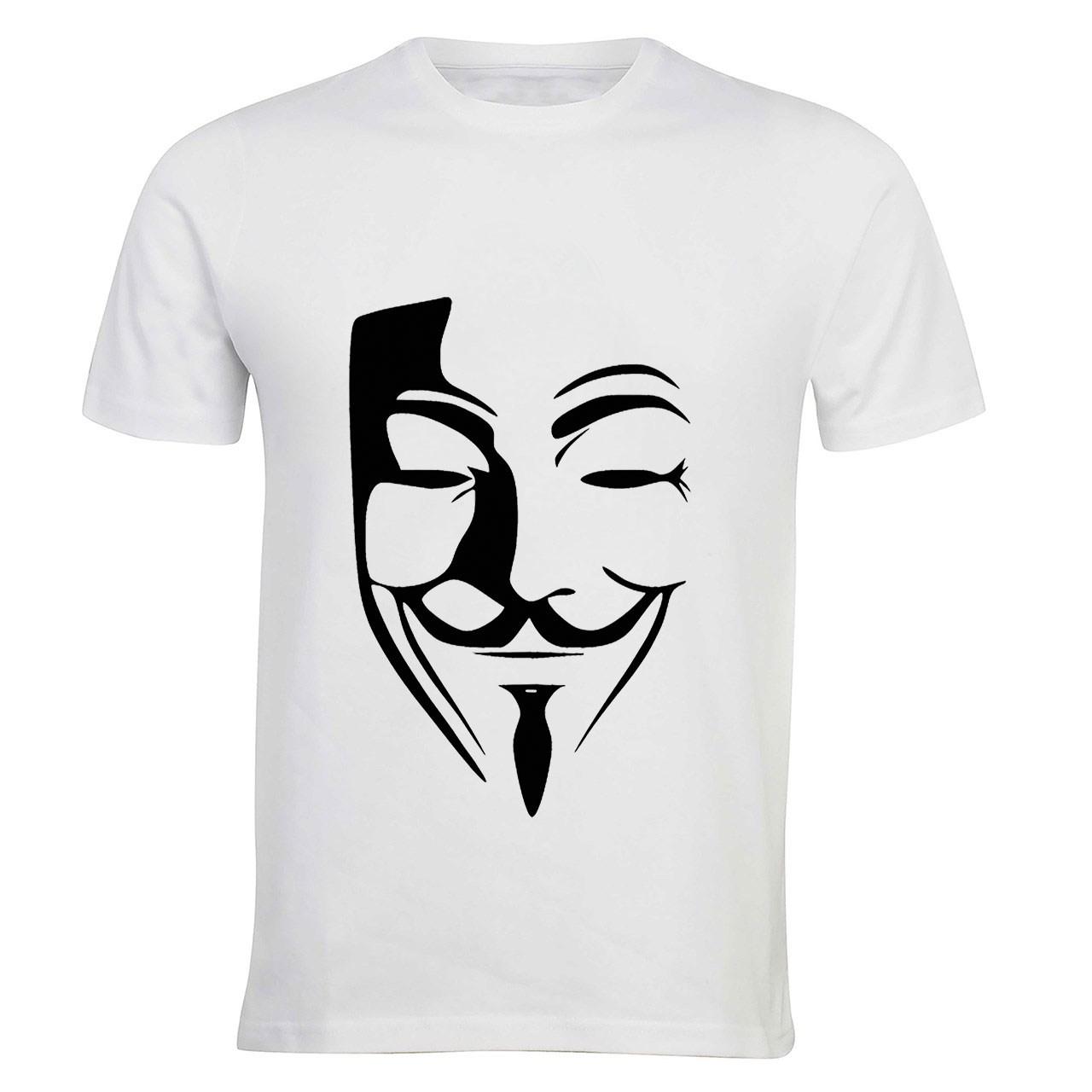 تی شرت آستین کوتاه مردانه زیزیپ کد 1374T