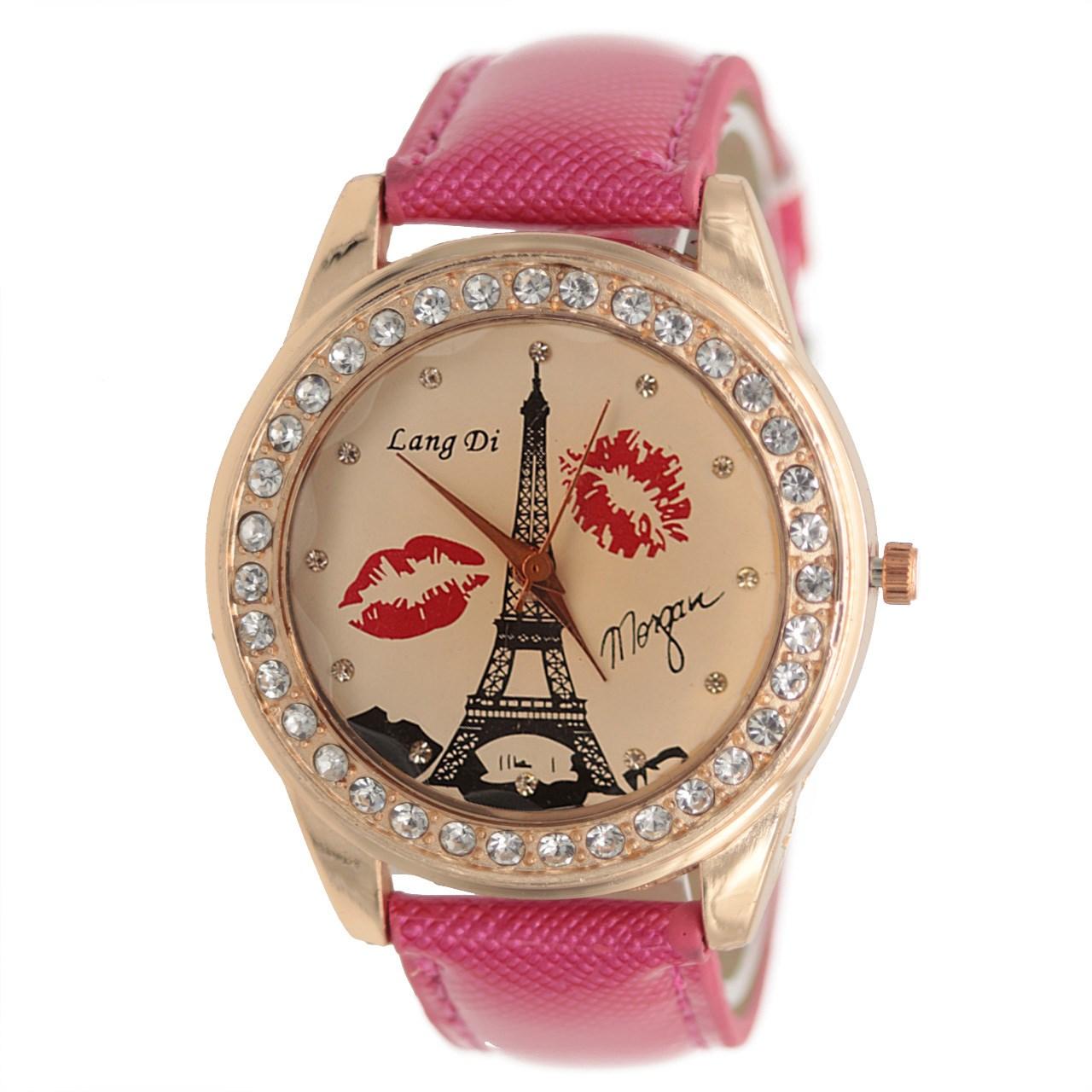 ساعت مچی عقربه ای زنانه لانگ دی  مدل LD1148