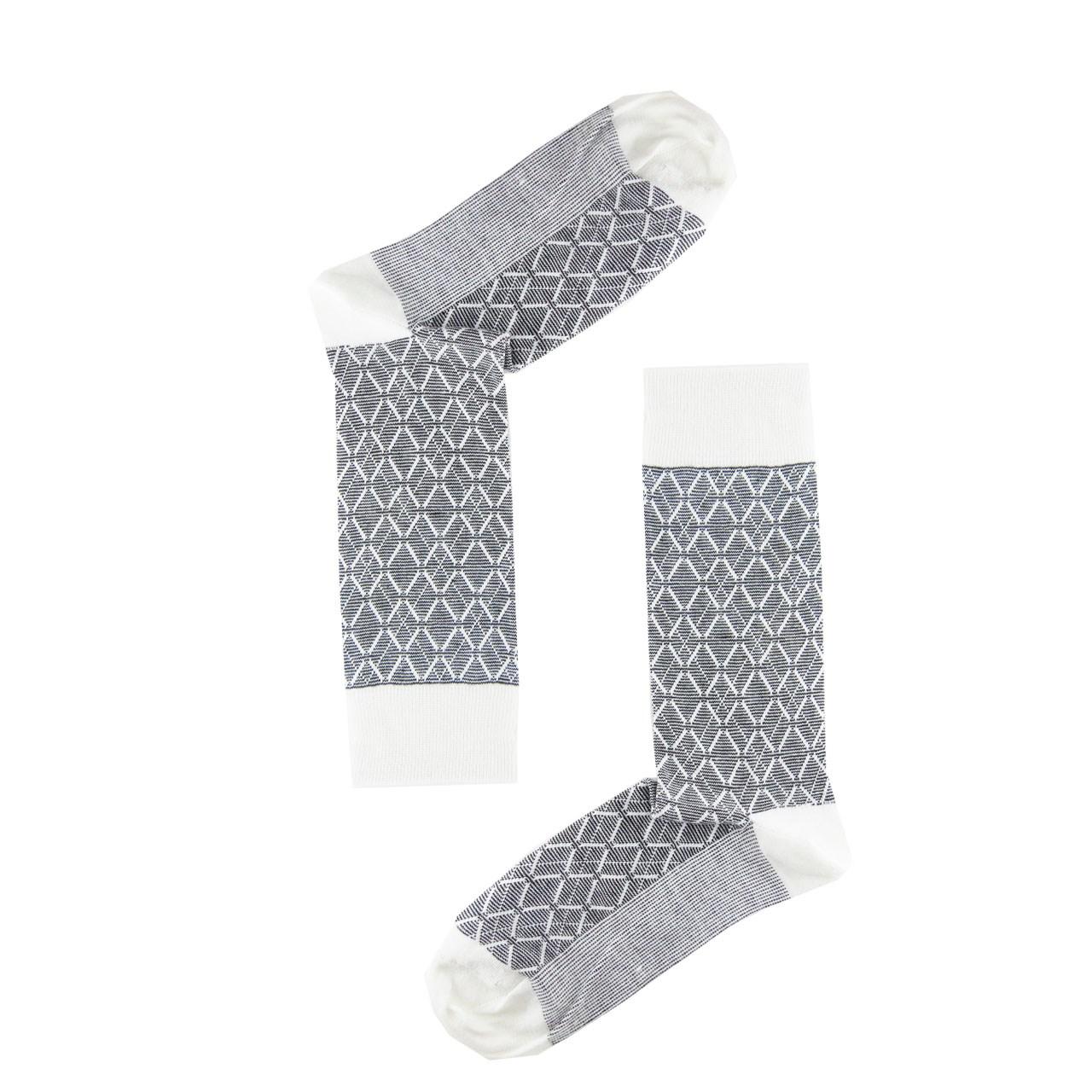 جوراب مردانه پاتریس مدل D6