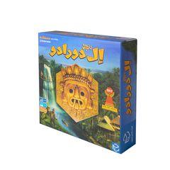 بازی فکری چارپایه مدل معبد ال دورادو