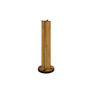فیتیله چوبی شمع مدل 7.5 سانتی متر بسته 10 عددی