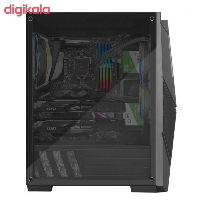 کیس کامپیوتر گرین مدل Aria main 1 1