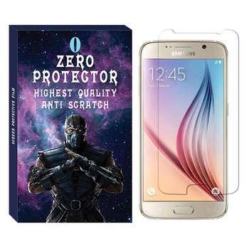 محافظ صفحه نمایش زیرو مدل SDZ-01 مناسب برای گوشی موبایل سامسونگ Galaxy S6