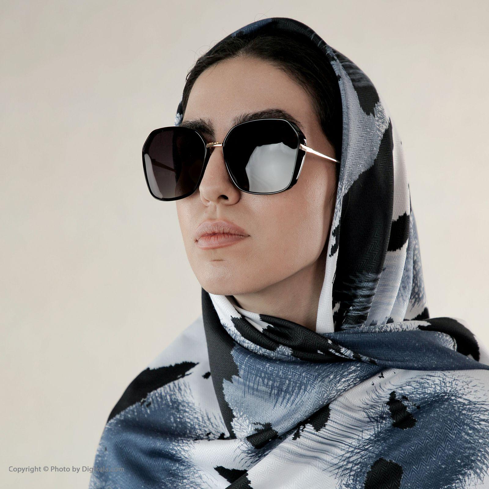 عینک آفتابی زنانه سانکروزر مدل 6002 -  - 2
