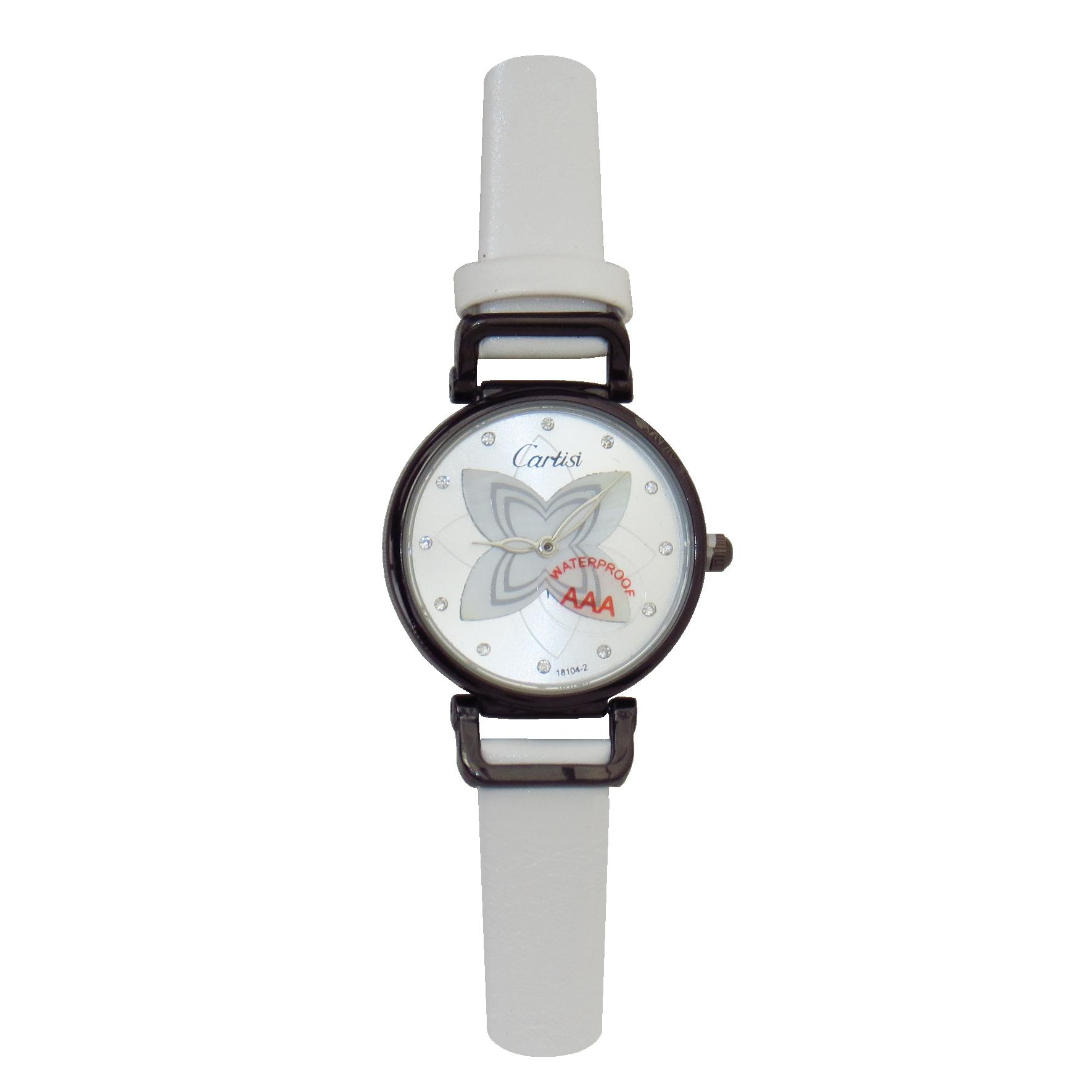 خرید و قیمت                       ساعت مچی  زنانه کارتیسی کد 2-18104
