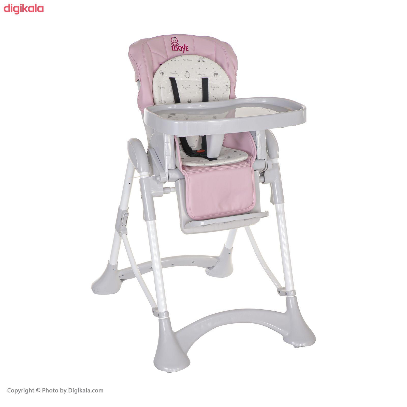 صندلی غذاخوری کودک زویی مدل Z110-2 main 1 2