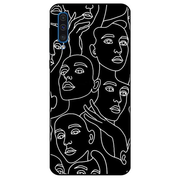 کاور مگافون کد 7762 مناسب برای گوشی موبایل سامسونگ Galaxy A70 / A70 S