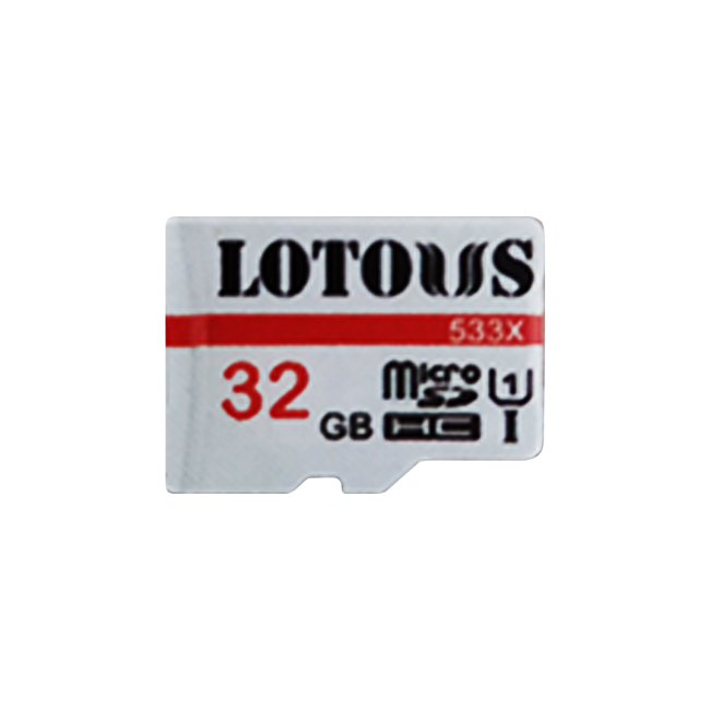 بررسی و {خرید با تخفیف}                                     کارت حافظه microSDHC لوتوس مدل 533X کلاس 10 استاندارد UHS-I U1 سرعت 100MBps ظرفیت 32 گیگابایت                             اصل
