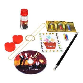 ابزار شعبده بازی اجی مجیک کد MINI AJ 003