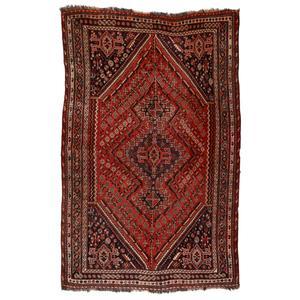 فرش قدیمی دستباف چهار و نیم متری سی پرشیا کد 183052
