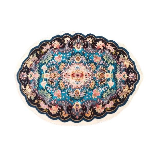 رومیزی فرش دستبافت مدل سالاری