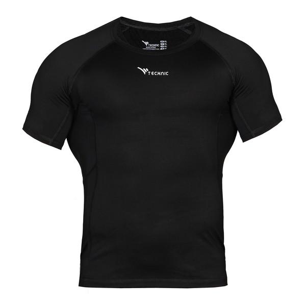 تی شرت ورزشی مردانه تکنیک پلاس07 مدل TS-117-ME