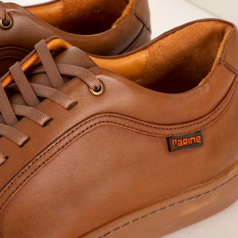 کفش روزمره مردانه پارینه چرم مدل SHO220-1