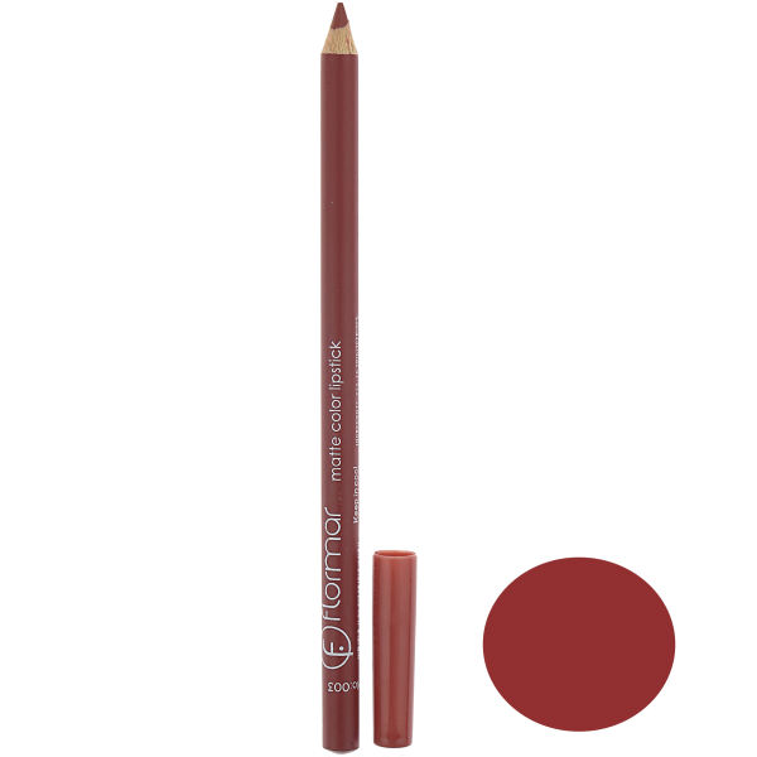 مداد لب فلورمار شماره 003