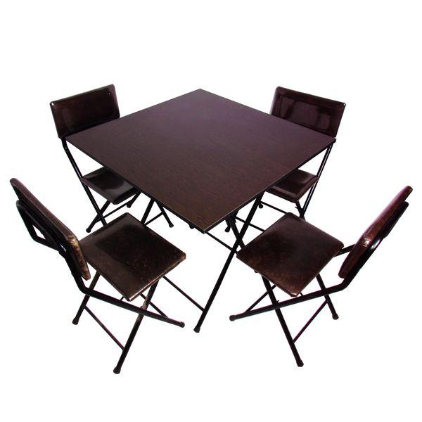 میز و صندلی سفری میزیمو مدل تاشو کد 5302