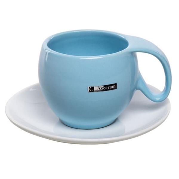 فنجان و نعلبکی آی سرام مدل ریتا 4042