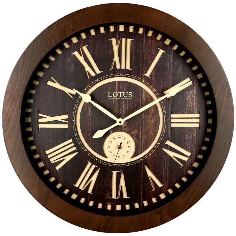 ساعت دیواری لوتوس مدل 9820