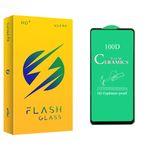 محافظ صفحه نمایش فلش مدل +HD مناسب برای گوشی موبایل سامسونگ Galaxy A21
