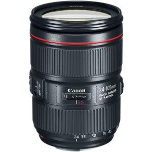 لنز دوربین کانن مدل EF 24-105mm f/4L IS II USM No Box