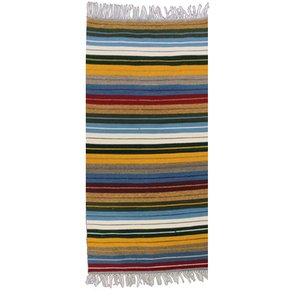گلیم دستباف یک متری کد 105