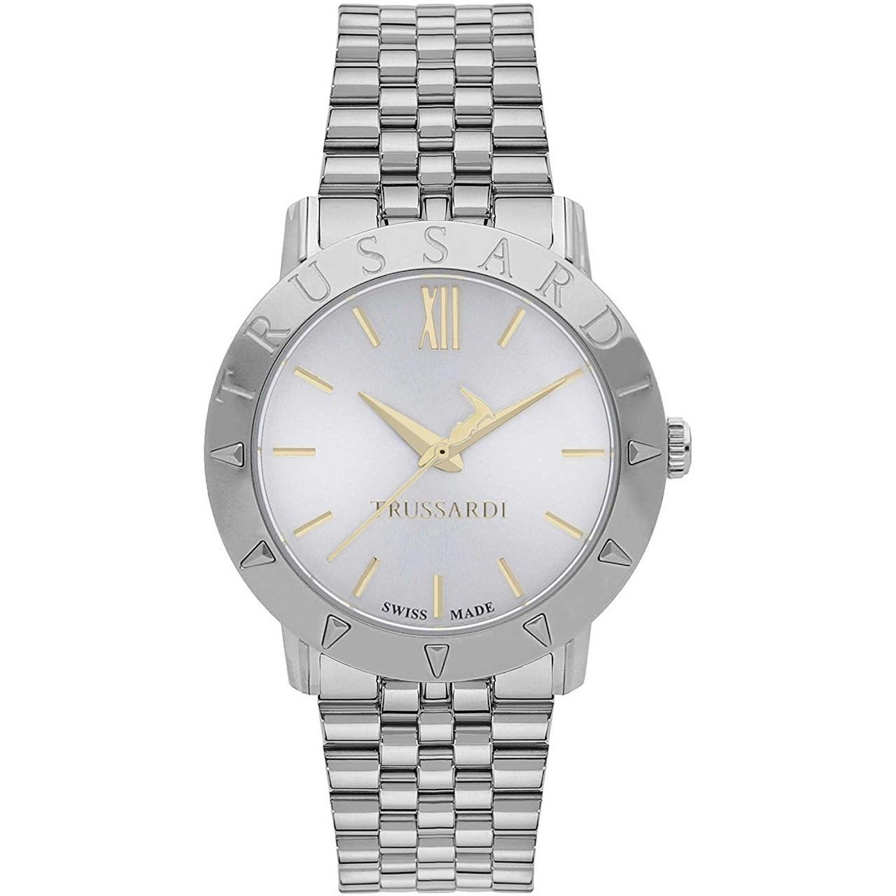 خرید ساعت مچی عقربه ای زنانه تروساردی مدل TR-R2453108504