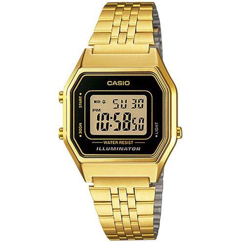 ساعت مچی دیجیتالی کاسیو مدل LA680WGA-1DF