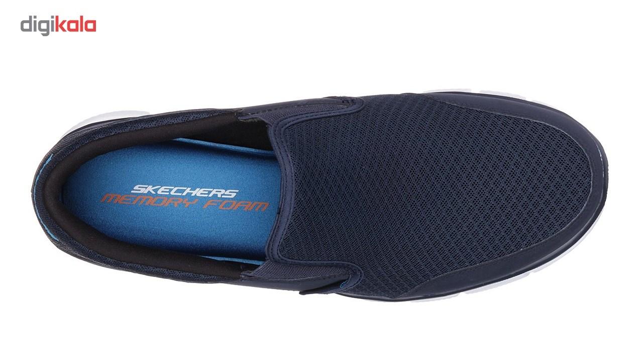 کفش راحتی مردانه اسکچرز مدل 51361NVY