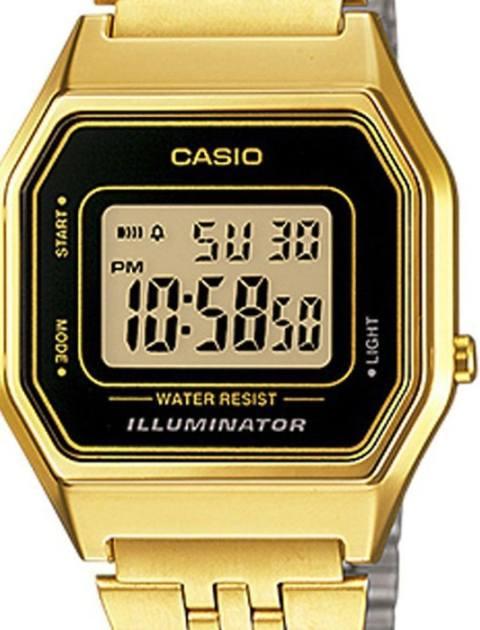 ساعت مچی دیجیتالی کاسیو مدل LA680WGA-1DF -  - 3