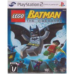 بازی Lego Batman the Video Game مخصوص PS2