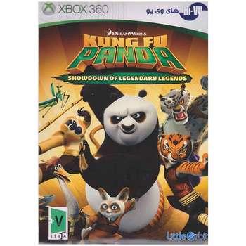 بازی Kung Fu Panda مخصوص ایکس باکس 360