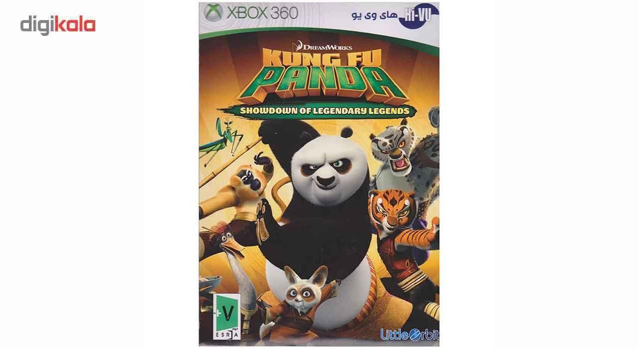 بازی Kung Fu Panda مخصوص ایکس باکس 360 main 1 1