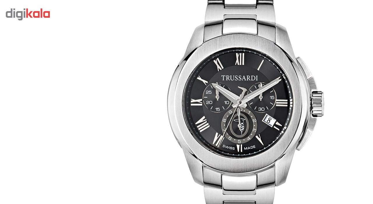 خرید ساعت مچی عقربه ای مردانه تروساردی مدل TR-R2473100002