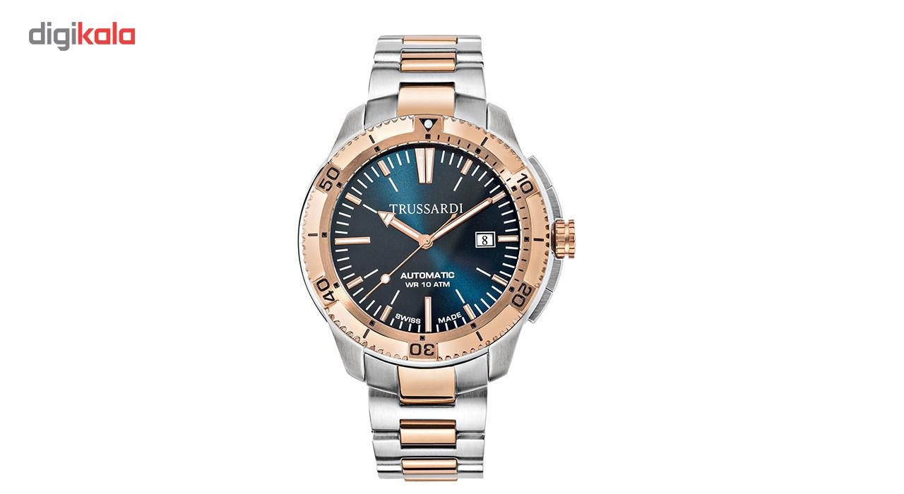 خرید ساعت مچی عقربه ای مردانه تروساردی مدل TR-R2423101001