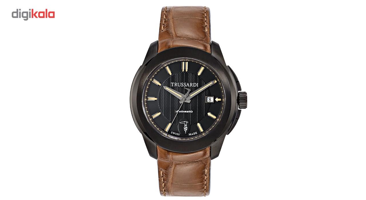 خرید ساعت مچی عقربه ای مردانه تروساردی مدل TR-R2421100001