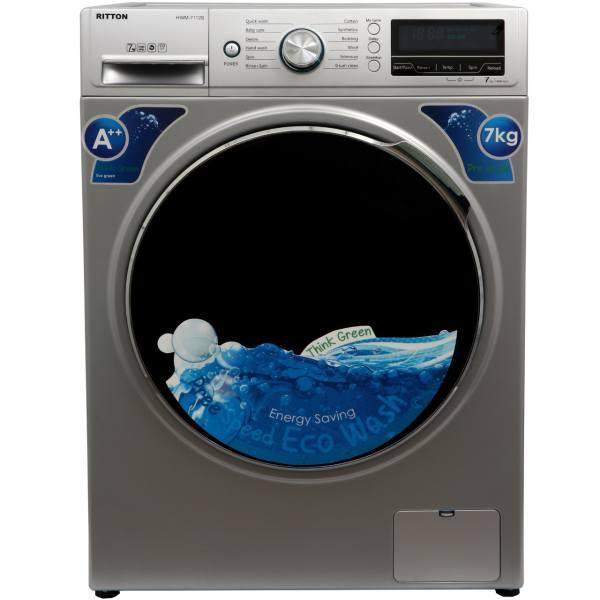 ماشین لباسشویی ریتون مدل HWM- 7112 با ظرفیت 7 کیلوگرم