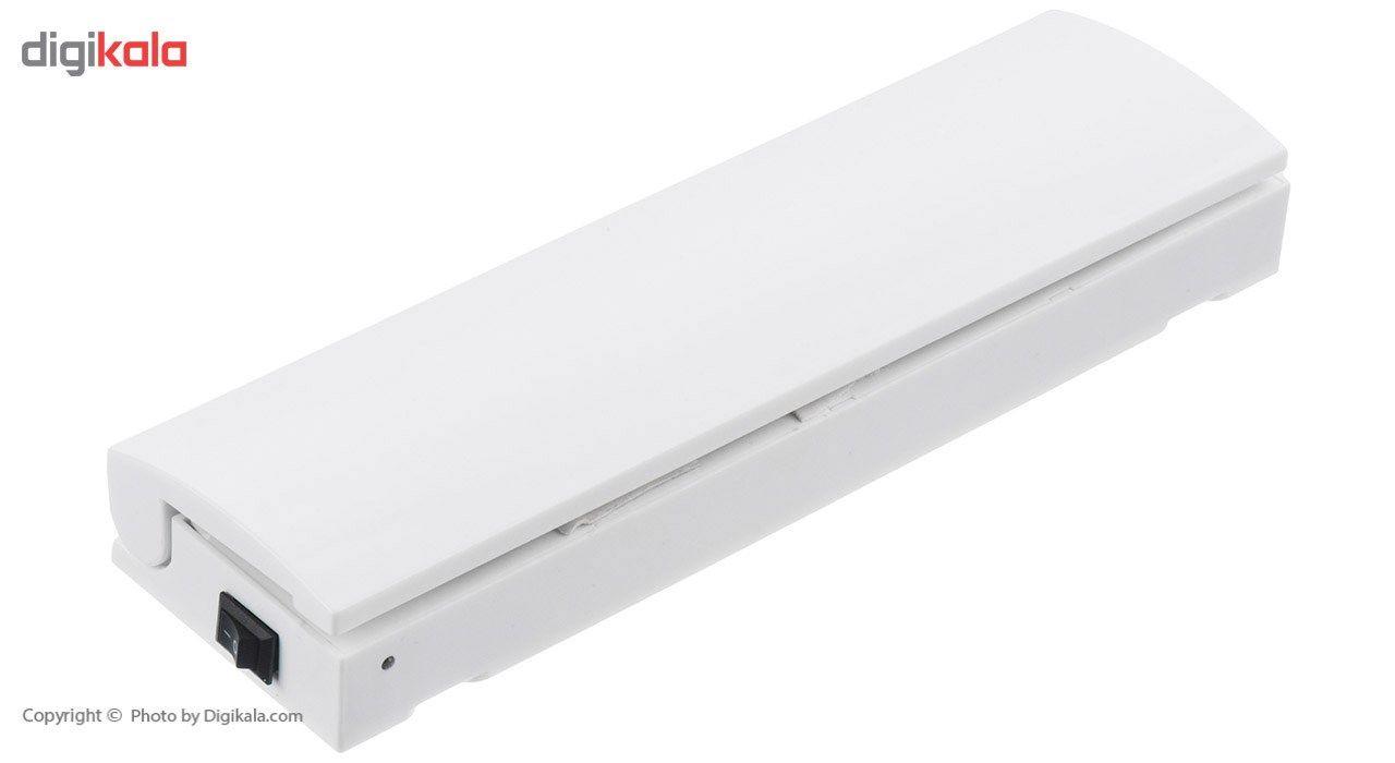 دستگاه پلمپ نایلون سایز برزگ رنگ سفید