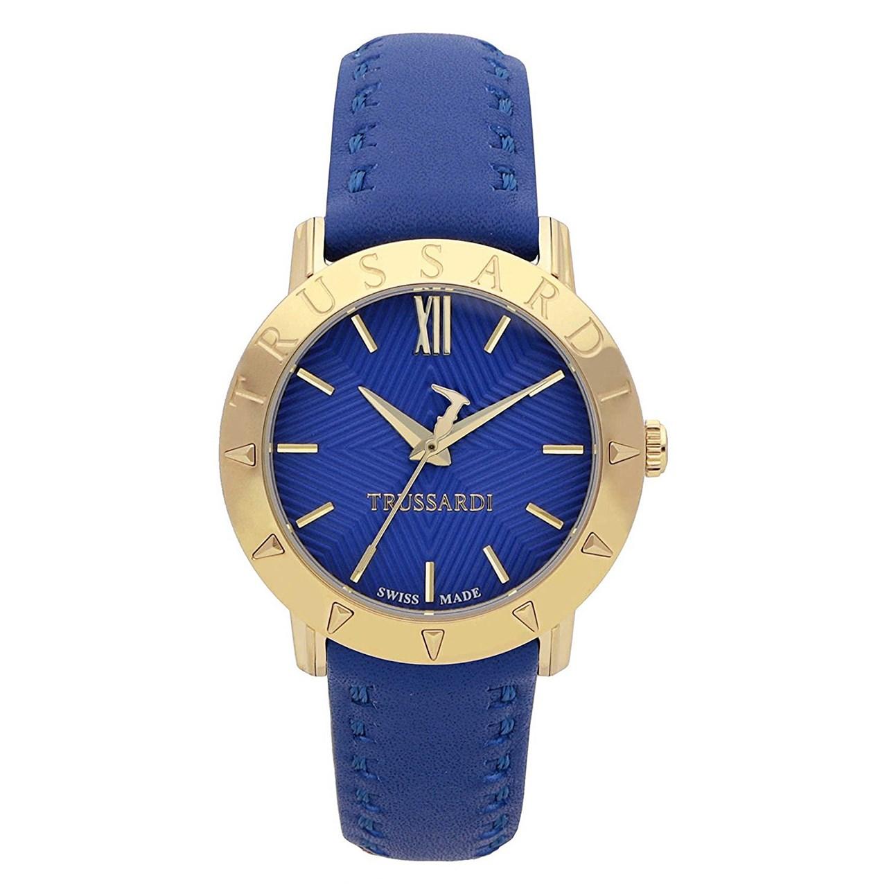 خرید ساعت مچی عقربه ای زنانه تروساردی مدل TR-R2451108502