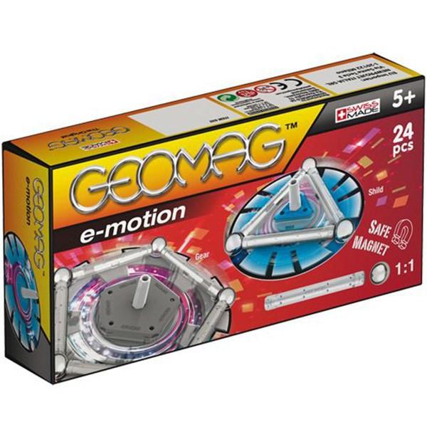مدلسازی ژیومگ مدل E-Motion کد 032