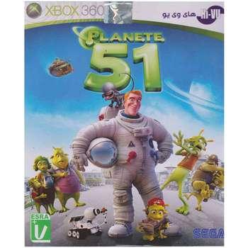 بازی Planete 51  مخصوص ایکس باکس 360