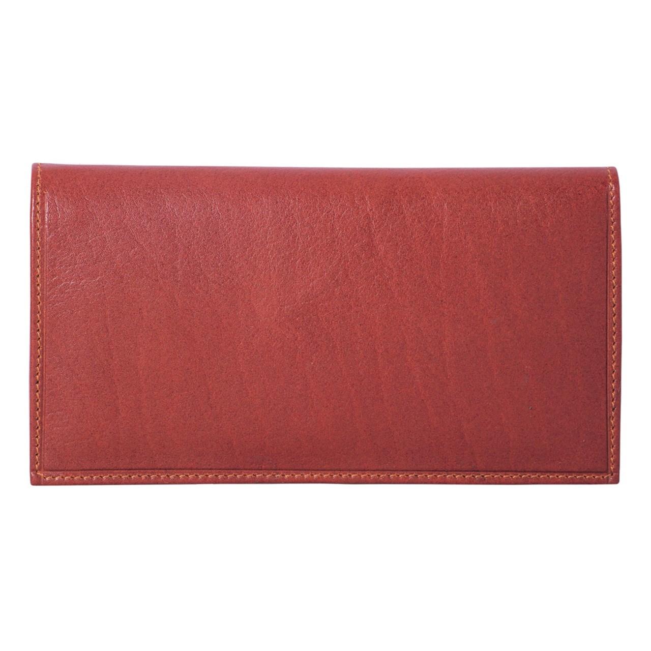 قیمت کیف پول  چرم طبیعی آدین چرم مدل DM5.1