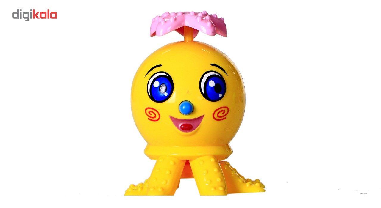 اسباب بازی ماشین کوکی مدل اختاپوس