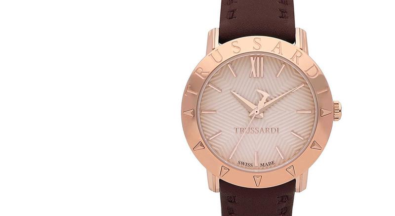 ساعت مچی عقربه ای زنانه تروساردی مدل TR-R2451108501