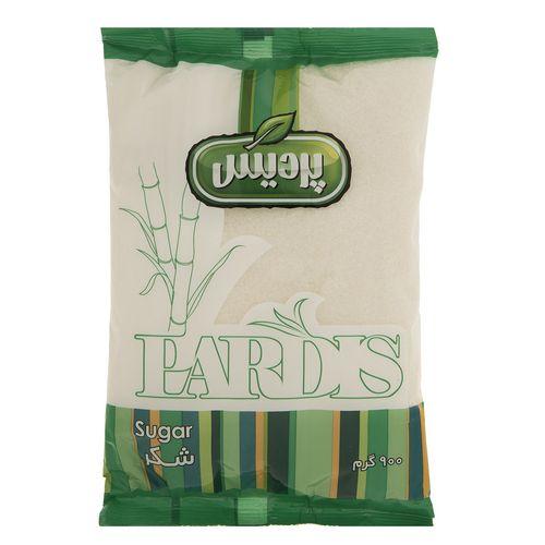 شکر سفید پردیس مقدار 900 گرم